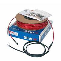 Нагревательный кабель двужильный DEVIflex 18T