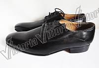 Туфли черные 45,46 рзм.
