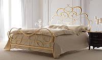 Кованая кровать К038 Anasnasia фабрики Corte Zari. Реплика. С изножьем, без изножья.