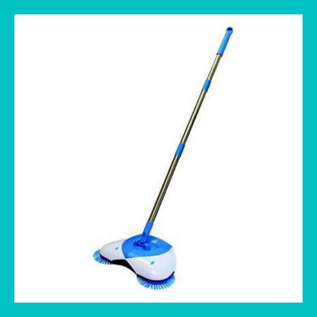 Механическая метла Spin Broom, фото 2