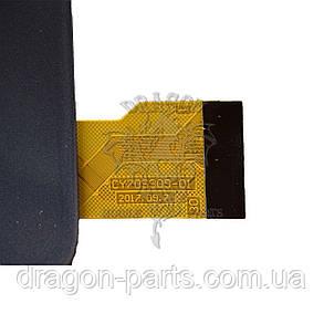 Сенсор (тач) Nomi C070012 Corsa 3 CY70S309-01 Синій Blue, оригінал, фото 2