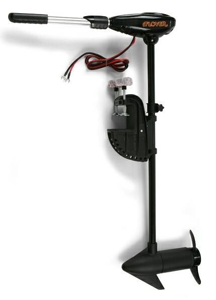 Лодочные электромоторы