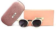 Солнцезащитные очки Miu