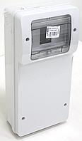 Щиток комбинированный пластиковый АБС, не содержащий галогены IP54, прямая, 130х460хх105мм 6М