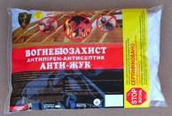 Сухой концентрат огнебиозащиты для древесины IZOPROTECH GROUP АНТИ-ЖУК (для внутр. робот) 0,75 кг