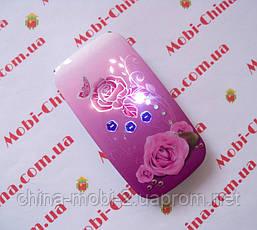 Копия  Samsung W666 dual sim - стильный телефон  самсунг 666 , фото 2