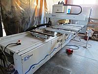 Обрабатывающий центр б/у Weeke Venture 2 с ЧПУ для фрезерования, сверления и пазования (2006 г.)