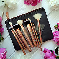 Набор кистей ZOEVA Rose Golden Luxury Set  (реплика)