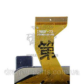 Тачскрин (сенсор) Nomi libra 3 черный IM80F-T2 черный ,оригинал, фото 2
