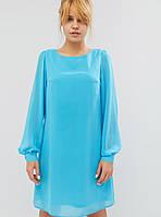 Женское шифоновое платье на подкладке (Vie crd)