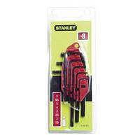 Набор ключей шестигранных Stanley 8 шт (0-69-251)