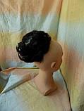 Резинка шиньон из волос черный  0215V-1, фото 4