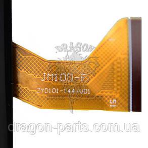 Сенсор (тач) Nomi C101030 Ultra 3 LTE JM10D-F черный ,оригинал, фото 2