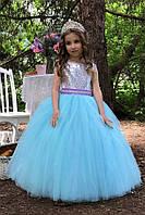 """Пишне бальна сукня для дівчинки """"Єва"""", фото 1"""