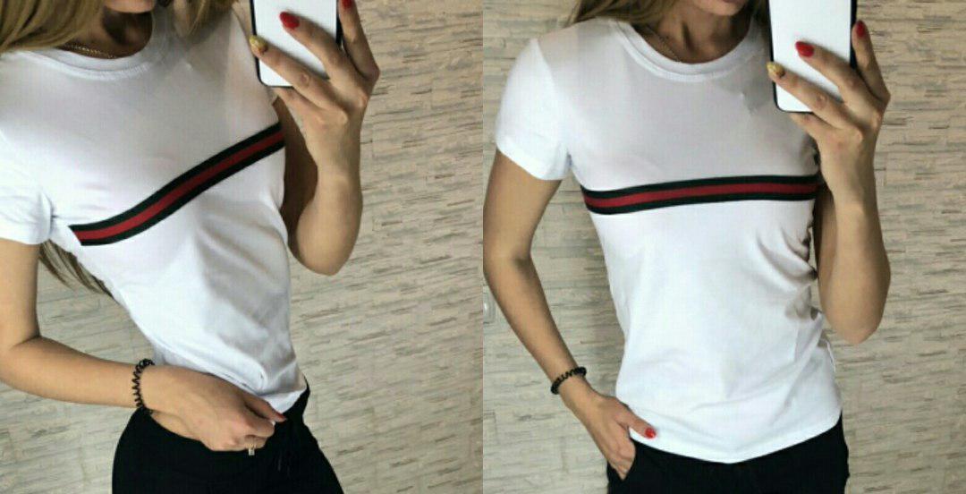 Стильная футболка, размеры S M L XL Турция