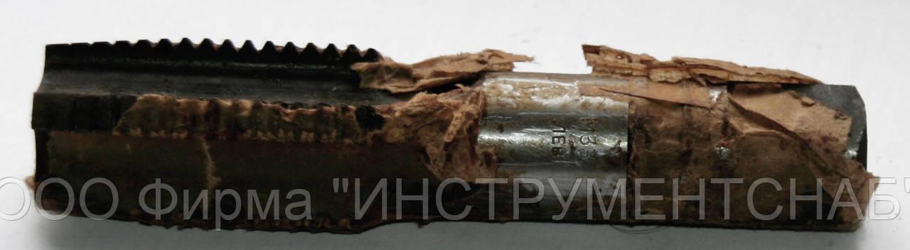 Метчик левый М-33х3,5LH, м/р, Р-18, для сквозных отверстий (№1), штучный