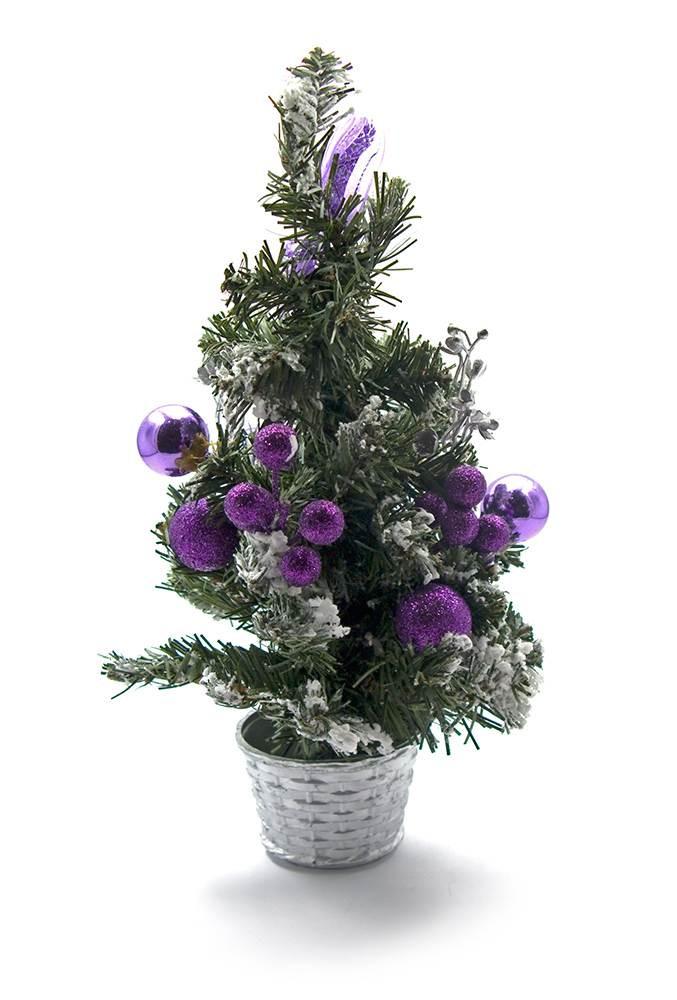 Новогодняя ёлка (30 см)