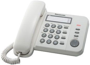 Телефон Panasonic KX-TS2352UAW телефон