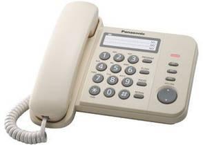 Телефон Panasonic KX-TS2352UAW телефон, фото 3