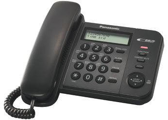 Panasonic KX-TS2356UAB телефон, фото 2