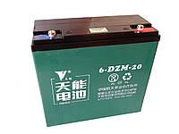 Свинцово кислотный аккумулятор на 12V/20Ah