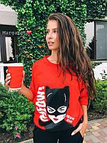 """Стильный костюм """"Женщина кошка"""" Размер 42-44, фото 2"""