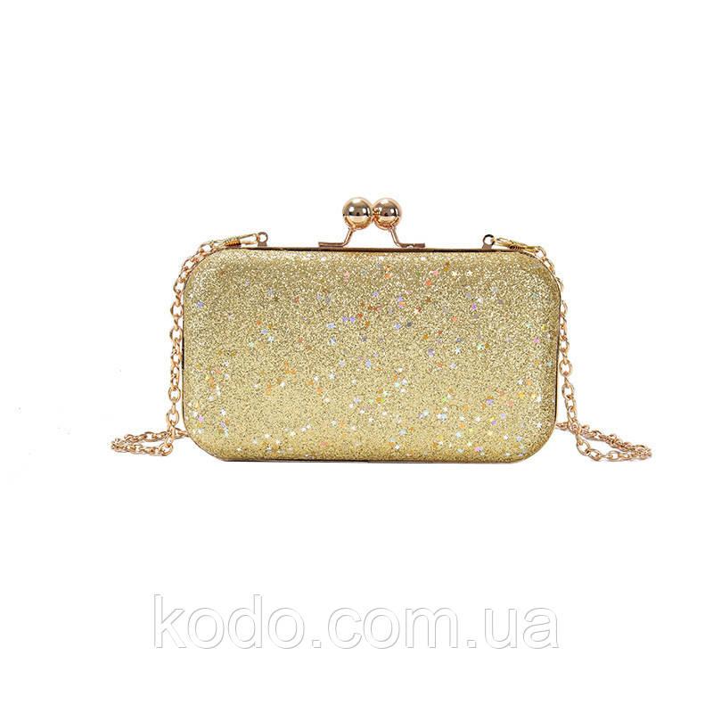 Вечерняя сумка Brady Gold