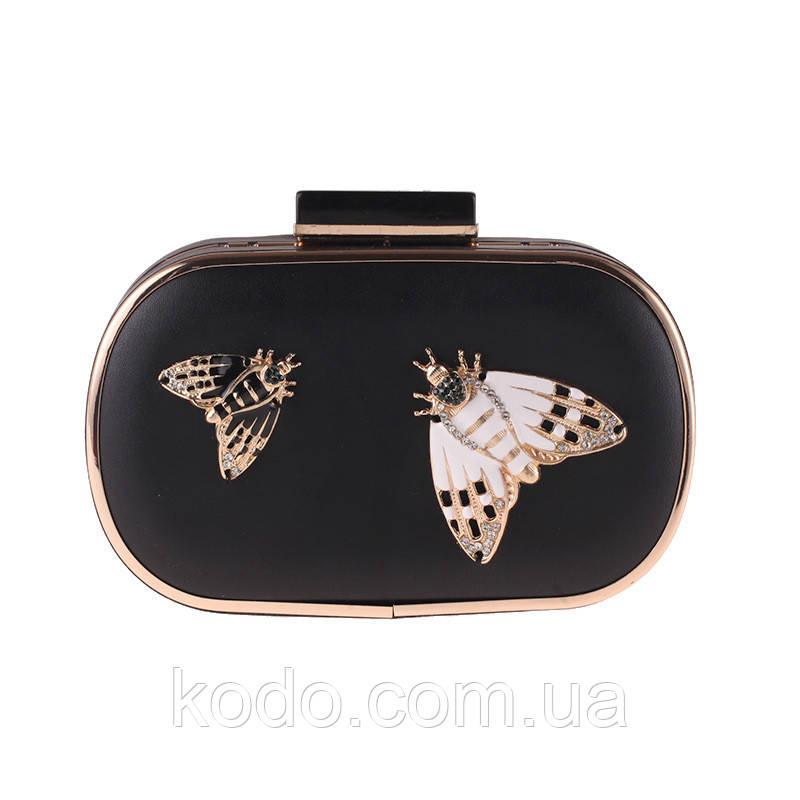 Вечерняя сумка Bluebell Butterfly Black