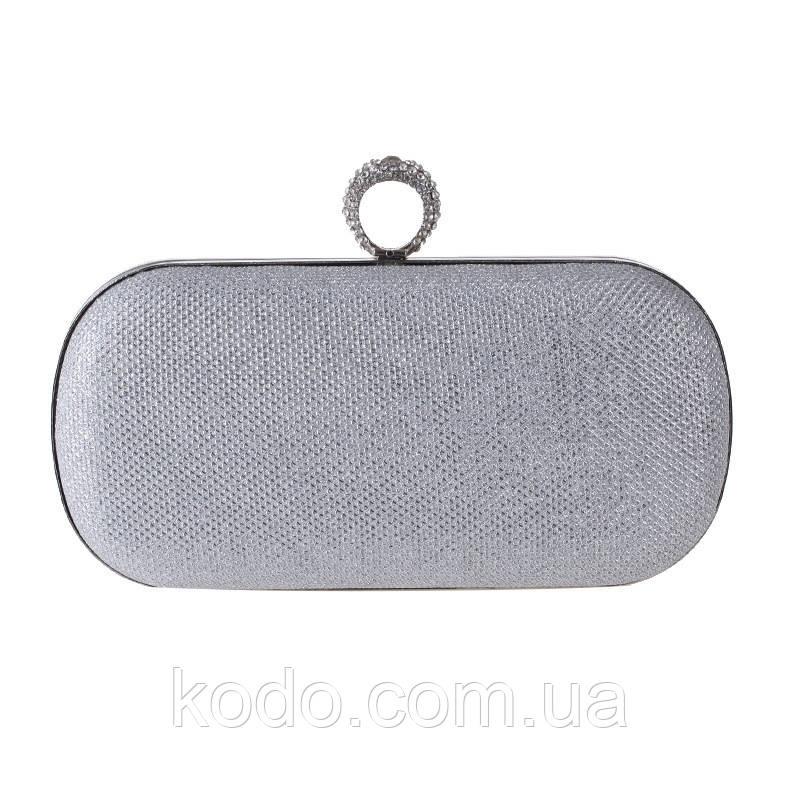 Вечерняя сумка Bluebell Ring Silver