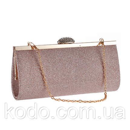 Вечерняя сумка Bluebell Miss Gold, фото 2