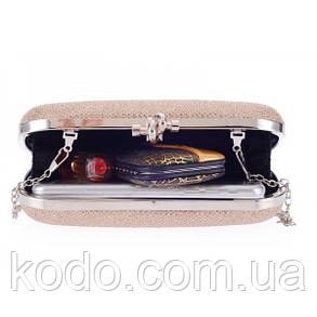Вечерняя сумка Bluebell Node Gold, фото 2