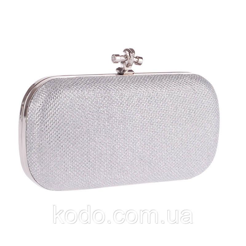 Вечерняя сумка Bluebell Node Silver