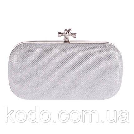 Вечерняя сумка Bluebell Node Silver, фото 2