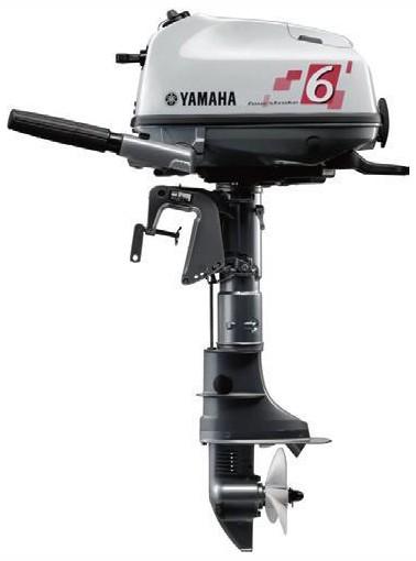 Човнові мотори Yamaha 4х тактний