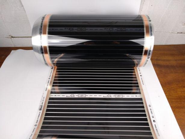 Инфракрасная нагревательная пленка 80*100 см теплый пол Корея Leeil