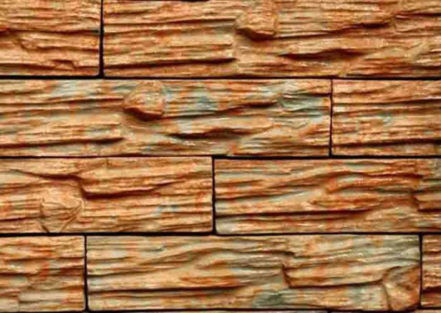 Формы глянцевые для фасадной плитки Сланец -2 пластик АБС