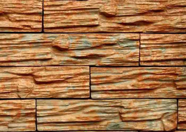 Формы глянцевые для фасадной плитки Сланец -2 пластик АБС, фото 2