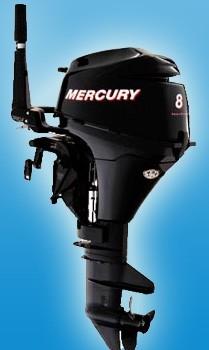 Човнові мотори Mercury 4х тактний