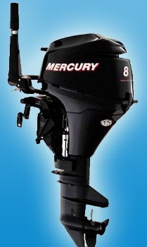 Лодочные моторы Mercury 4х тактные