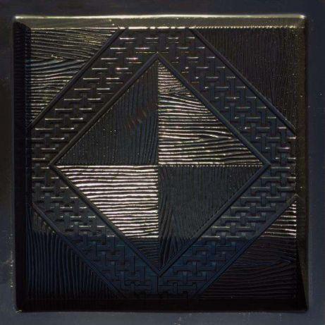 Формы глянцевые для тротуарной плитки Орнамент -9 пластик АБС