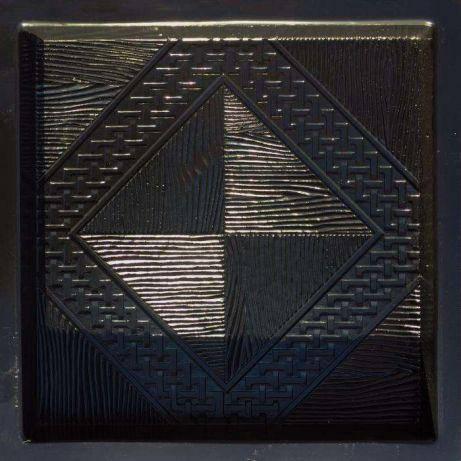 Формы глянцевые для тротуарной плитки Орнамент -9 пластик АБС, фото 2