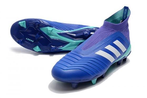 6c8690c7 Купить Футбольные бутсы adidas Predator 18+ FG Unity Ink/aero Green ...