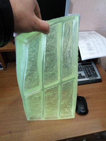 Полиуретан для форм Puramold ET45A 10кг декоративного камня плитки