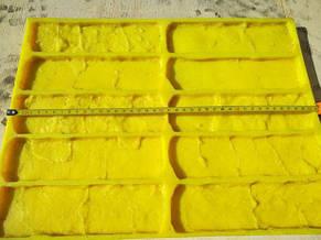 Полиуретановые силиконовые формы Кантри N1 для плитки гипсовой, фото 2