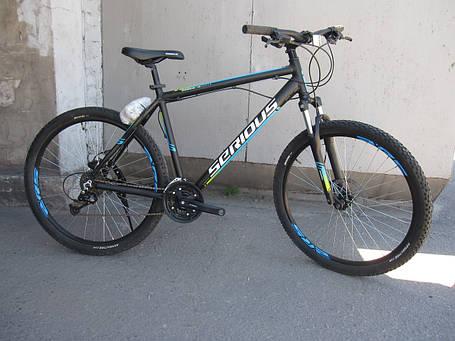 Велосипед Seriosus 27.5 алюминиевый дисковые тормоза, фото 2