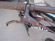 Велосипед Seriosus 27.5 алюминиевый дисковые тормоза, фото 3