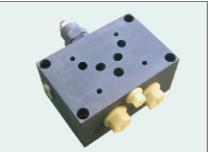 Клапанные блоки Hydropnevmotechnika BPC5