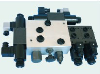 Клапанные блоки Hydropnevmotechnika BV47