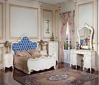 """Белая спальня """"Тоскана""""."""