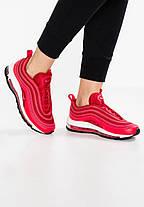 Женские кроссовки Nike Air Max 97 UL '17 Gym Red Black, фото 2
